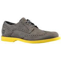 Timberland Stormbuck Lite Brogue Oxford - Men's - Grey / Yellow