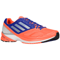 adidas adiZero Tempo 6 - Men's - Orange / Blue