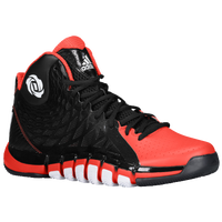 adidas D Rose 773 - Men's - Black / Red