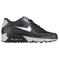 nike air max 90 essential in sport grey  black  white