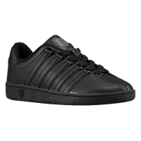 K-Swiss Classic - Boys' Preschool - All Black / Black