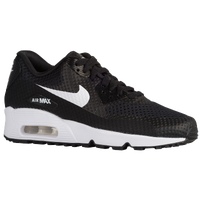 Nike Air Max 90  - Boys' Grade School - Black / White