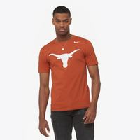 Nike College Future Star Replica T-Shirt - Men's -  Kevin Durant - Texas Longhorns - Orange / White
