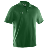 Under Armour Performance Team Polo - Men's - Green / Green