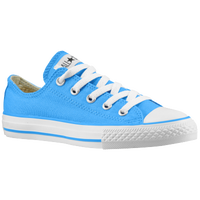 Converse All Star Ox - Boys' Preschool - Light Blue / White