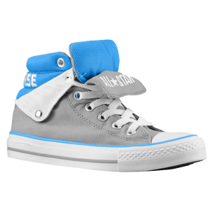 Converse PC Peelback - Boys' Preschool - Grey/Brilliant Blue