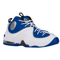Nike Air Penny II - Men's - Light Blue / White
