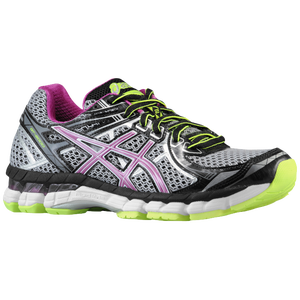 ASICS� GT-2000 V2 - Women's - Black/Orchid/Flash Yellow
