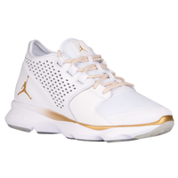 Jordan Flow - Men's - White / Gold