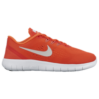 f4b61815952 Nike Free RN - Boys  Grade School - Orange   Grey