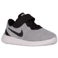 Nike Free RN - Boys' Toddler - White / Black