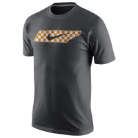 Nike College My All T-Shirt - Men's - Tennessee Volunteers - Black / Orange
