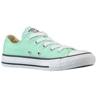 Converse All Star Ox - Girls' Preschool - Light Green / White