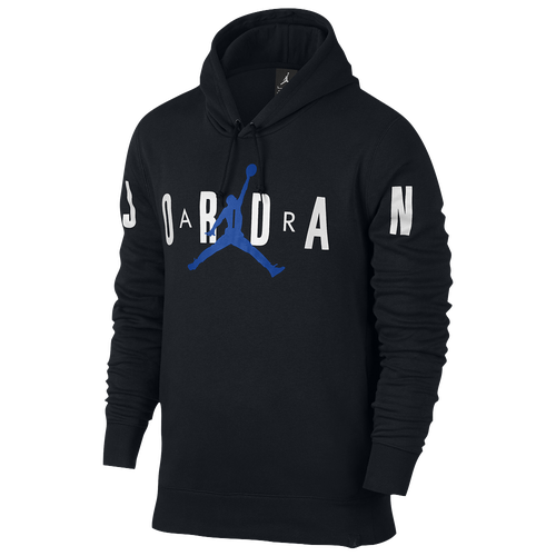 jordan jumpman air brushed graphic hoodie men 39 s. Black Bedroom Furniture Sets. Home Design Ideas