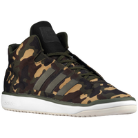 adidas Originals Veritas Mid - Men's - Brown / Dark Green