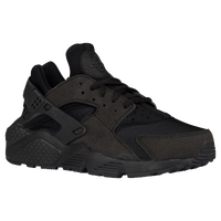 Nike Air Huarache - Women's - All Black / Black