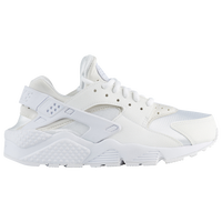 Nike Air Huarache - Women's - All White / White