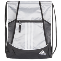 adidas Alliance II Sackpack - Grey / Black