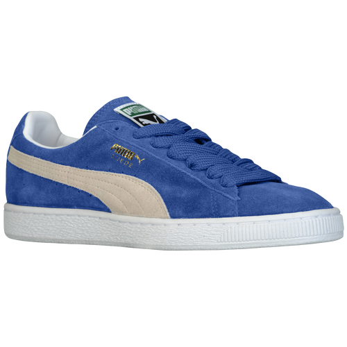 Puma Basket Shoes Blue