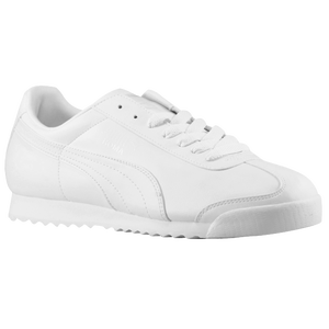 PUMA Roma Basic - Women's - White/Light Grey