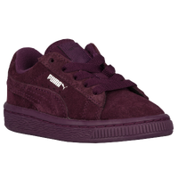 PUMA Suede Classic - Boys' Toddler - Purple / Purple