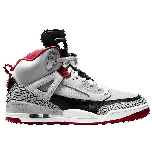 Jordans Spizike Grey