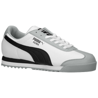 PUMA Roma - Boys' Grade School - White / Black