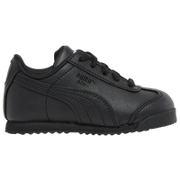 PUMA Roma - Boys' Toddler - Black / Black