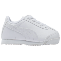 PUMA Roma - Boys' Toddler - White / White