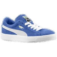 Puma Suede Light Blue