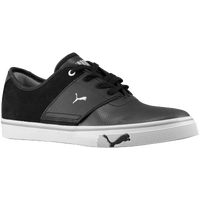 PUMA El Ace Core + - Men's - Black / White