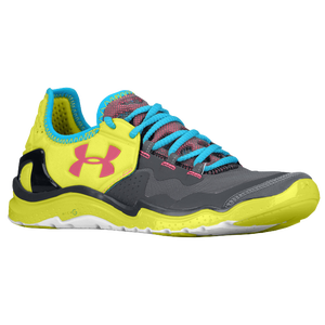 Under Armour Charge RC 2 - Women's - Bitter/Charcoal/Neo Pulse