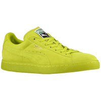 PUMA Suede Classic - Men's - Light Green / Light Green