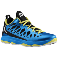 Jordan CP3.VI - Men's -  Chris Paul - Blue / Yellow
