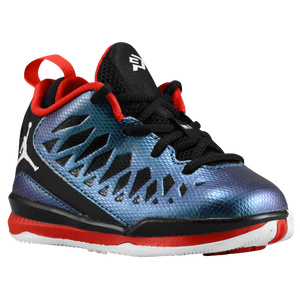 Jordan CP3.VI - Boys' Toddler - Multi-Color/Black/Challenge Red/White