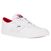 PUMA El Ace 4 - Men's - White / Red