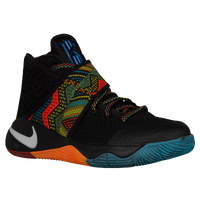 Nike Kyrie 2 - Boys' Grade School -  Kyrie Irving - Black / Multicolor