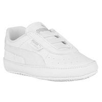 PUMA GV Crib - Boys' Infant - All White / White
