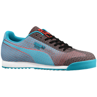 PUMA Roma Basic - Men's - Black / Light Blue