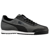 PUMA Roma Basic - Men's - Black / Grey