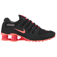 Nike Shox NZ - Women's - Black / Orange