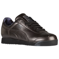 PUMA Roma Basic - Women's - All Black / Black