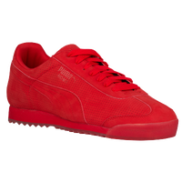 PUMA Roma Basic - Men's - Red / Red