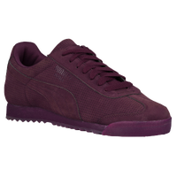 PUMA Roma Basic - Men's - Purple / Purple