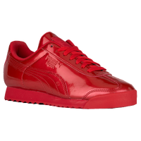 PUMA Roma - Boys' Grade School - Red / Red