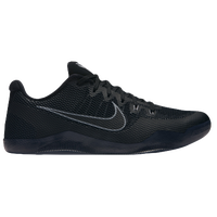 Nike Kobe 11 Low - Men's -  Kobe Bryant - Black / Grey