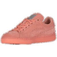 Puma Pink Suede