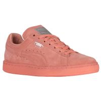 Puma Suede Womens Pink
