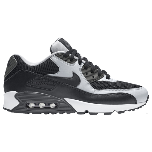 Nike Air Max 90 - Men\u0026#39;s - Black / Grey