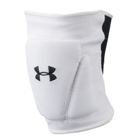 Under Armour Strive Volleyball Kneepads - Women's - White / Black